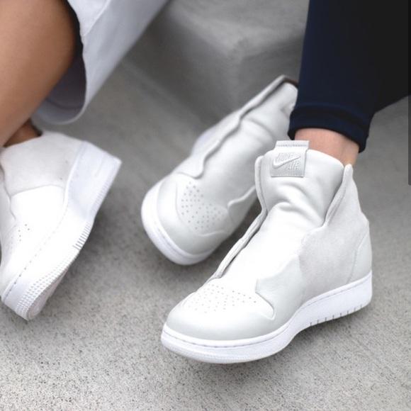 on sale b730a 421bb NWT Nike Air Jordan 1 sage XX off white